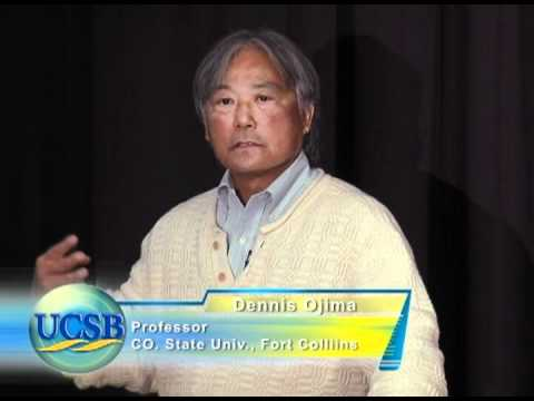 Dennis Ojima, The Commons: What have we taken and what will be the future costs? October 2011