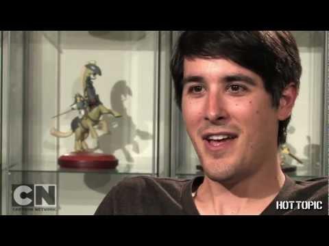 Interview: Regular Show Creator J.G. Quintel