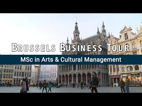 Business Tour to Brussels