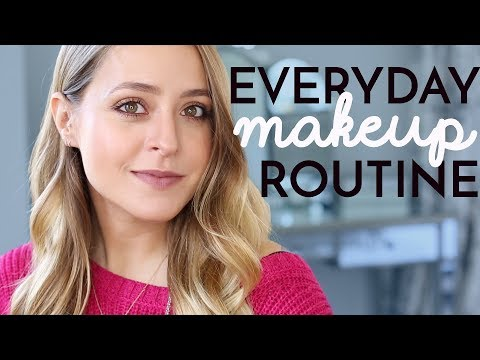 My Everyday MAKEUP Routine | Fleur De Force