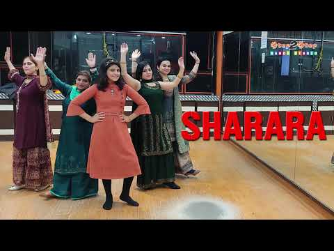 Sharara Song Dance | Lohri Special | Shivjot | Easy Steps For Girls | Step2Step Dance Studio, Mohali