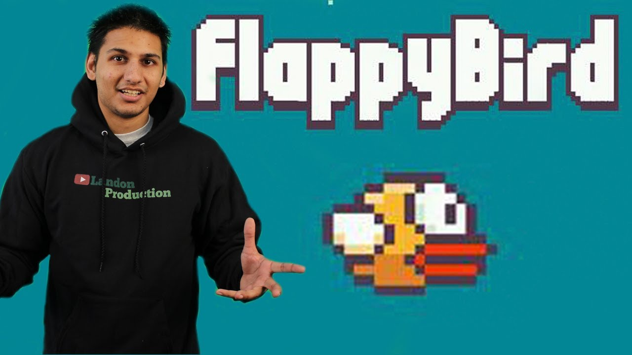 Flappy Bird Is This Real Life Right Now YouTube - Flappy bird in real life