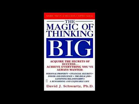 The Magic of Thinking Big David Schwartz Full Audiobook Unabridged1 Mp3