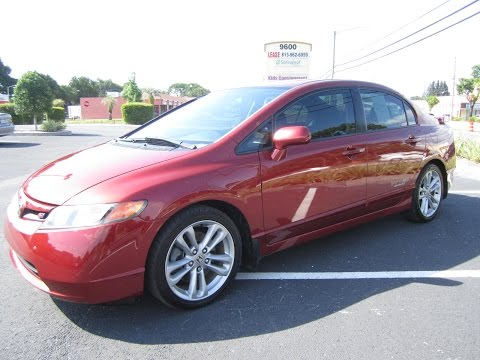 SOLD 2007 Honda Civic Si i-VTEC Meticulous Motors Inc Florida For Sale