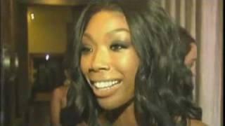 Brandy on Beyonce