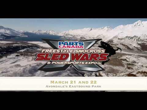 Parts Canada Sled Wars and Powersports Expo