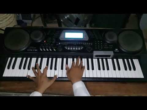 IN KUNTI GHALI (PIANO COVER) balasyik / gambus