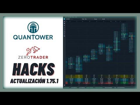QUANTOWER /  🌐Plataforma gratis para trading, detalles de la última actualización🌐