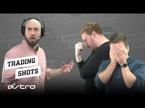 Who is going to win CWL Champs 2018? | Trading Shots Presented by ASTRO Gaming
