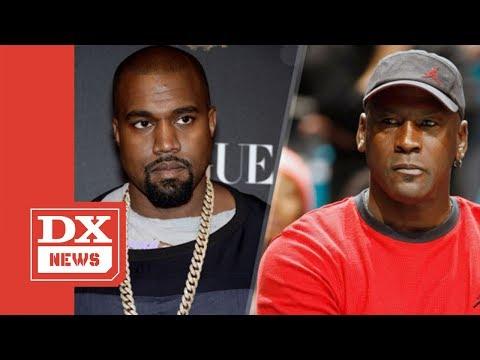 Kanye West Says He Makes More Money Off Sneakers Than Michael Jordan