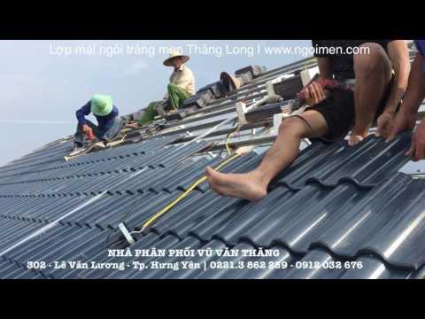 Nhà Mái Thái Sử Dụng Ngói Lợp Tráng Men Viglacera Thăng Long | Www.ngoimenthanglong.com