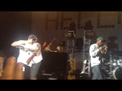 Mac Miller OK (live) Ft Loiter Squad! Free Myspace Show