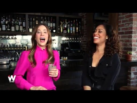 Wrapid Fire: 'Suits' Star Gina Torres Reveals Her Celebrity Crush