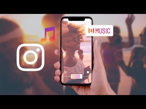 How To Add Music To Your Instagram Story 2019 Method