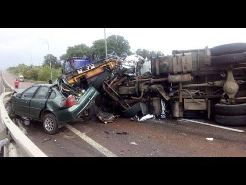 Смерть на дороге. Будьте осторожны!!!