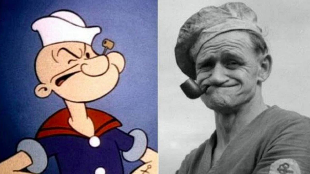 Cartoon Characters That Exist In Real Life Facts Verse