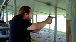 tokarev 7.62x25 m57 test shoot