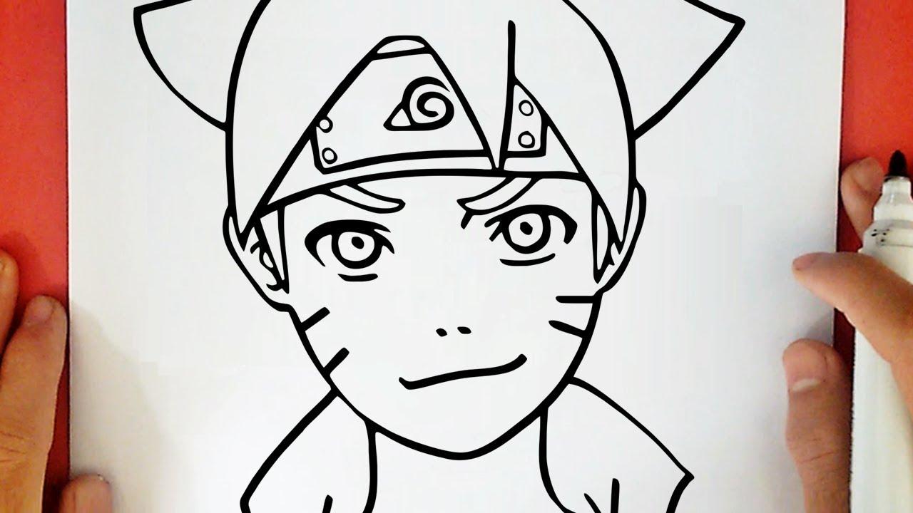 Comment dessiner boruto youtube - Comment dessiner madara uchiwa ...