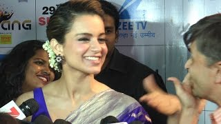 Kangana Ranaut SLAPS reporter for asking WRONG question | SHOCKING VIDEO