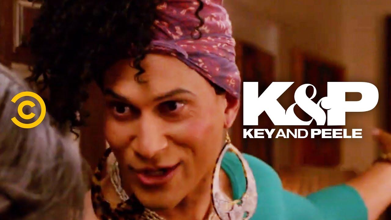 The Invitation - Key & Peele