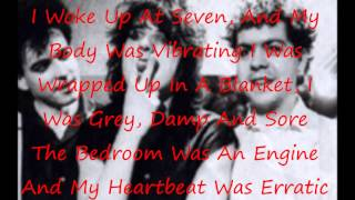 The Cure- A Man Inside My Mouth Lyrics
