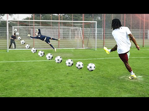 ULTIMATE PENALTY SHOOTOUT vs RENATO SANCHES (FC BAYERN)