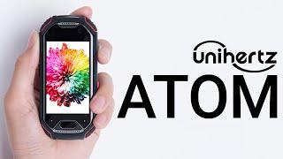 САМЫЙ МОЩНЫЙ маленький смартфон на Android - Unihertz Atom