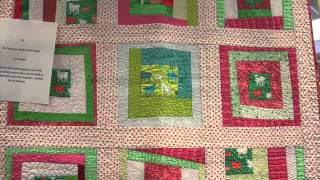 Log Cabin Quilt Pattern Idea