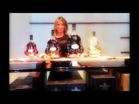 Immersion into the luxurious world of Hennessy Cognac