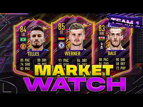 THURSDAY FLIPPING INVESTING! WHAT TO BUY AND WHEN TO SELL PLAYERS? FIFA 21