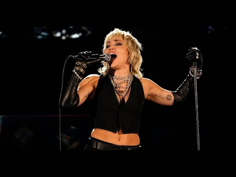Miley Had Herself a Real Good Time Covering Queen for NCAA ...