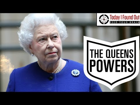 What Powers Does the Queen of England Actually Have?