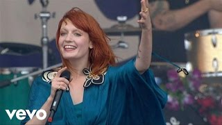 Скачать Florence The Machine Dog Days Are Over Live At Oxegen Festival 2010