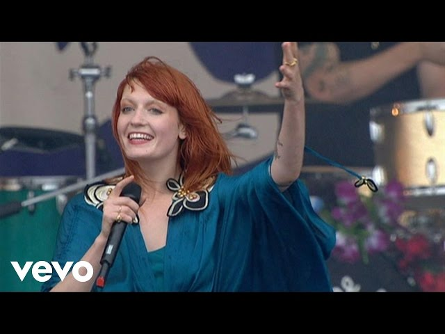 Florence + The Machine - Dog Days Are Over (Live At Oxegen Festival, 2010)