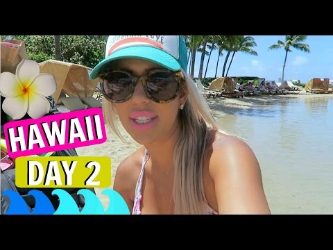 Hawaii Trip to Kauai Vlog DAY 2