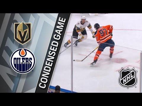 Vegas Golden Knights vs Edmonton Oilers apr 5, 2018 HIGHLIGHTS HD
