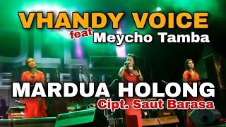 Download Mp3 Vhandy Voice - Cover Mardua Holong  Cipt  Saut Barasa