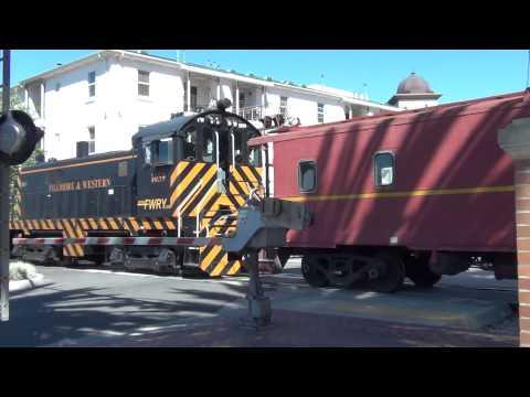 Fillmore & Western 1059 ALCO S6