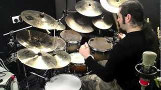 A great drum lick / Fill inspired by Vinnie Colaiuta- demonstration By James Chapman
