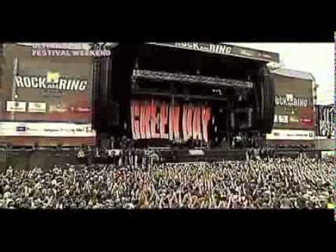Green Day - American Idiot (Live 2005 Rock AM Ring) (HD)