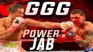 GGG Gennady Golovkin Highlights (Power Jab)