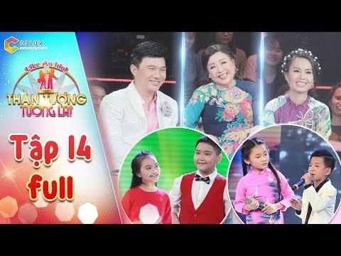 Thần tượng tương lai  Tập 14 Full: Quang Linh tan chảy với giọng hát của Nghi Đình và Quỳnh Như