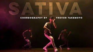 "Trevor Takemoto Choreography | ""Sativa"" by Jhene Aiko feat. Swae Lee"