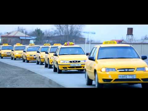 Такси Самарканд - видео клип www.samarkand.blog