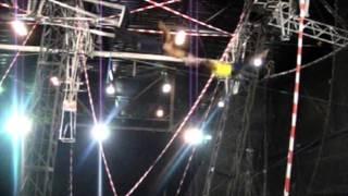 Black Stunt Woman Maria Hippolyte skillreel 2014