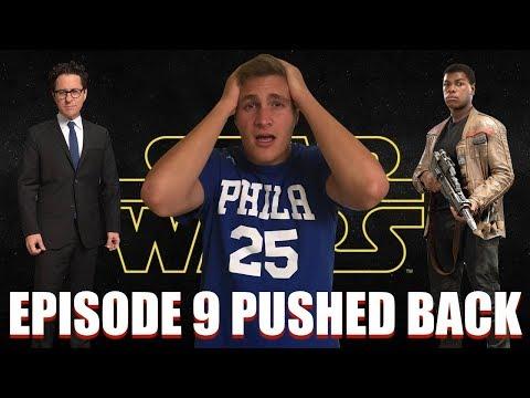 Star Wars Episode 9 Pushed Back, J.J. Abrams Returning To Direct The Film