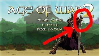 Age of War 2 | Игры для мальчиков| стратегия для мальчиков | Флеш стратегия