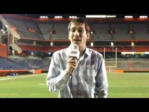 Mark Moses: UF-FSU Video Recap