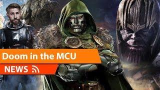 Avengers Endgame Directors Talk Doctor Doom in the MCU & Origin Story