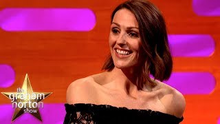 Suranne Jones Had To Sing Pop Songs For Her First Job | The Graham Norton Show